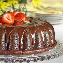 Picture of Chocolate Kahlua Cake