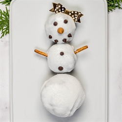 Picture of Cupcake Snow People