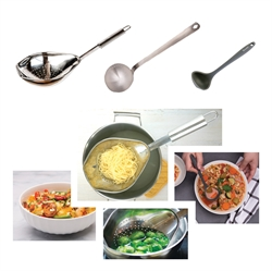 Picture of SCOOP & LADLE TRIO