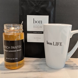 Picture of BON BREW PROVENCAL LAVENDER LATTE by Dana Azimi